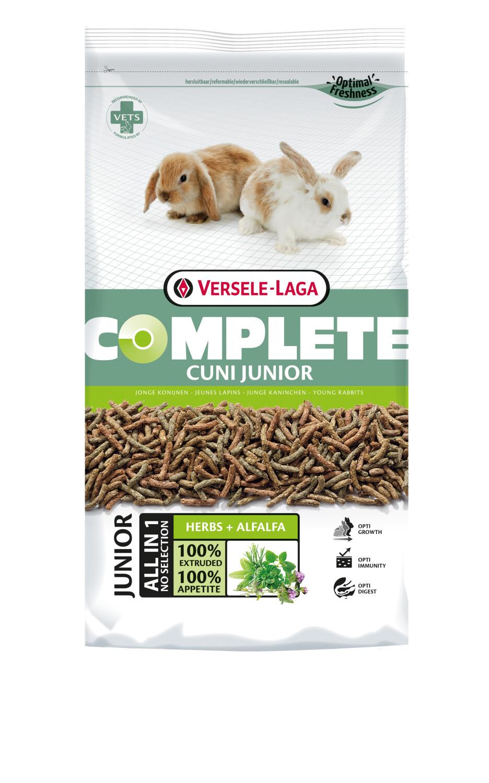 Complete Cuni junior voor konijnen 175 kg