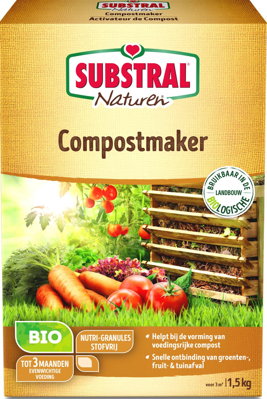 Naturen compostmaker 15 kg