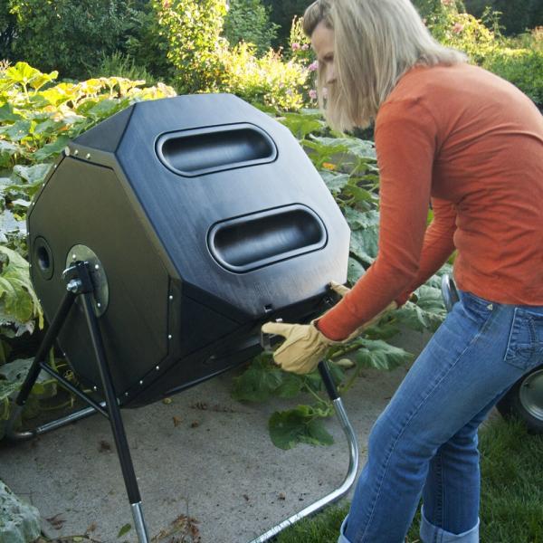 Compostmolen HEAVY DUTY 246 liter