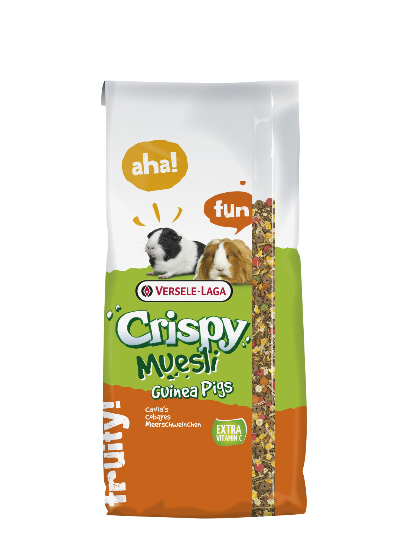 Crispy Muesli voor guinea pigs 20 kg