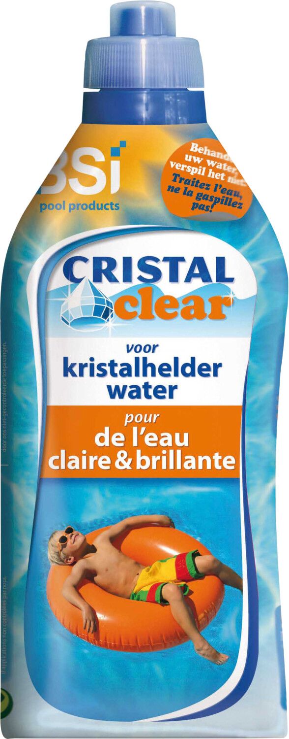 Cristal Clear zwembad 1 liter