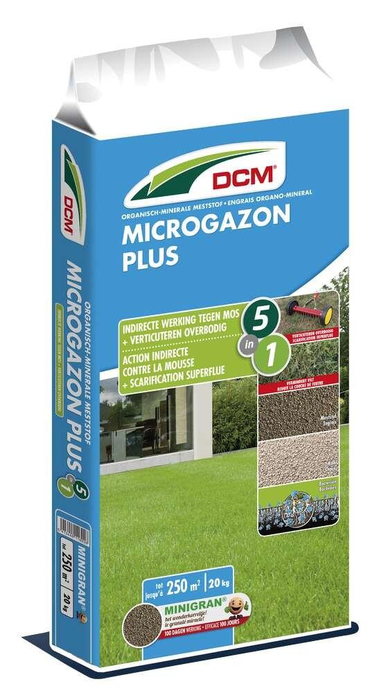 Gazonmeststof Microgazon PLUSDCM 20 kg