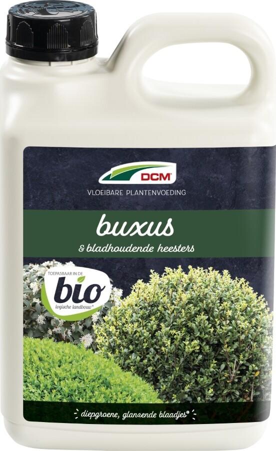 DCM Vloeibare Meststof Buxus 25 liter