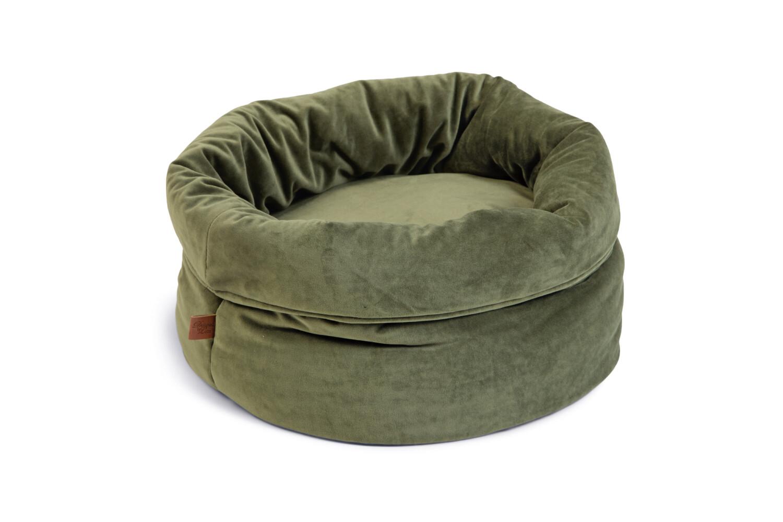 Kattenmand Fluco groen Designed by Lotte