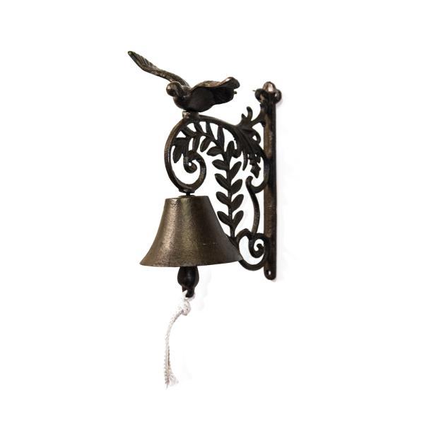 Deurbel vogel vliegendgietijzer