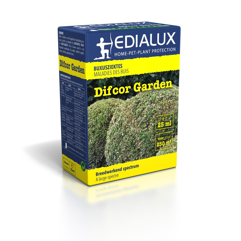 Difcor garden buxusbestrijder taksterfte bij buxus
