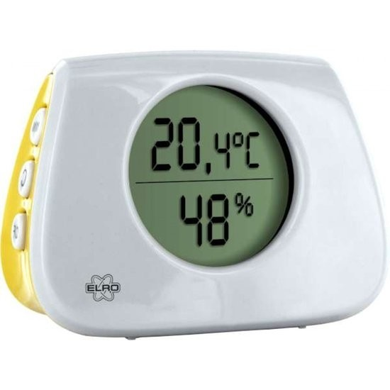 Digitale binnenthermometervochtigheidsmeter