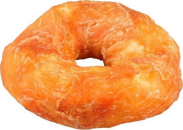 Donut kip voor hond