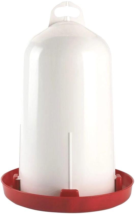 Drinkbak pluimvee dubbelwandig12 liter