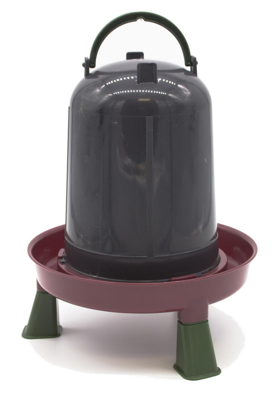 Drinktoren op voet ECO plast 3 liter
