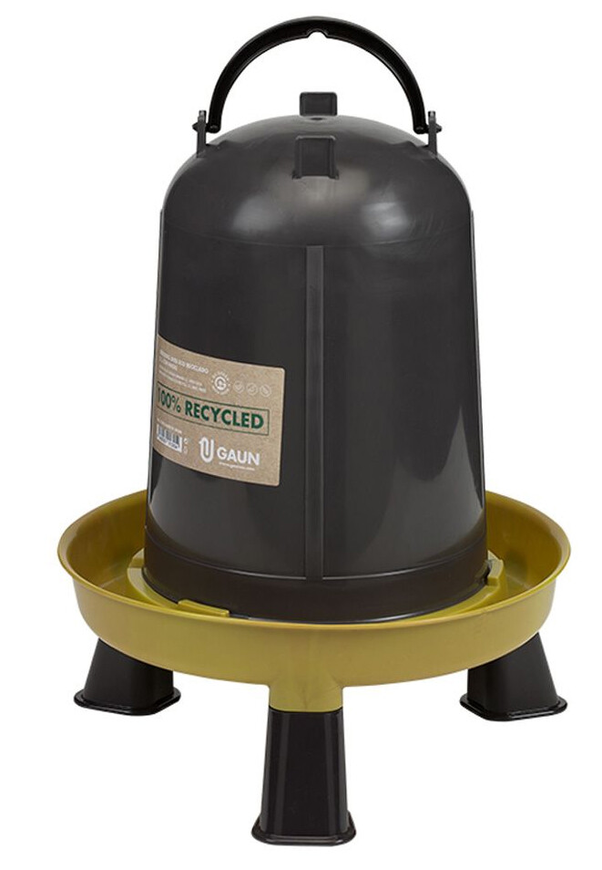 Drinktoren op voet ECO plast 5 liter