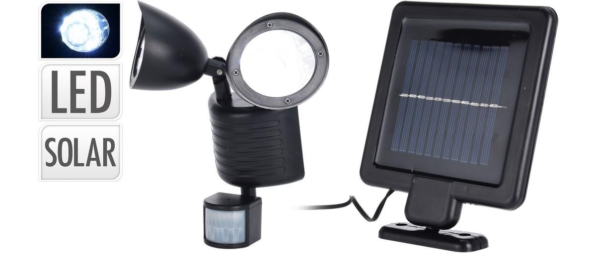 Dubbele spot solar met bewegingsdetector