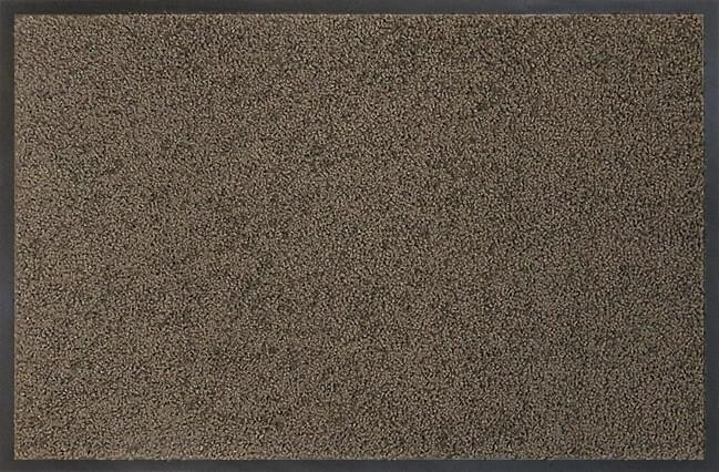 Deurmat EcoClean 40 x 60 cm bruin