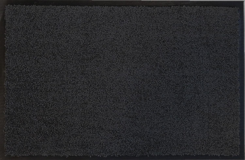 Deurmat EcoClean 40 x 60 cm zwart