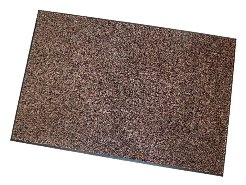 Deurmat EcoDry MB 40 x 60 cm bruin