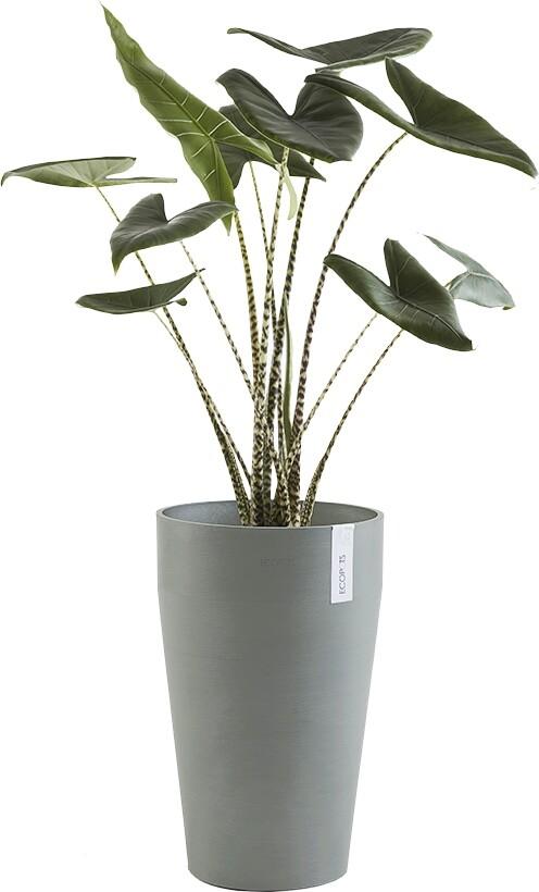 ECOPOTS Sankara Mid High blauwgrijs 55 cm