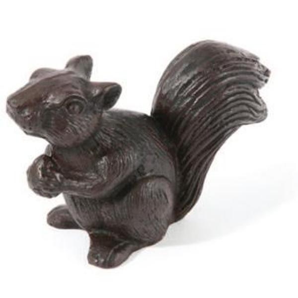 Eekhoorn van gietijzer