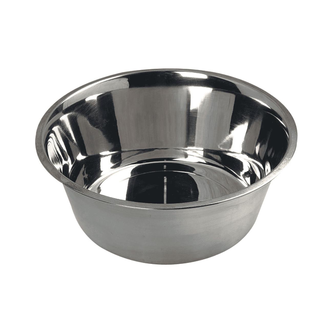 Roestvrijstalen Voerbak/Drinkbak voor de hond 16 cm