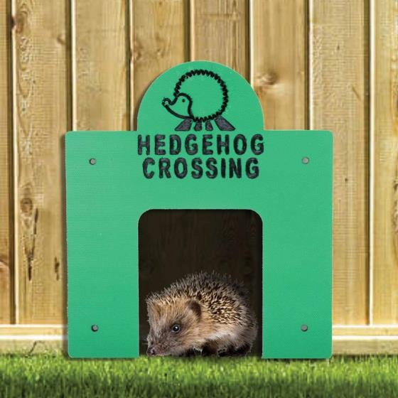 EgelpoortjeHedgehog Crossing