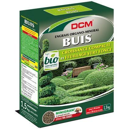 Buxus meststof DCM BIO 15 kg