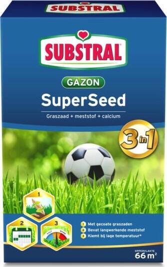 Substral super seed graszaad 2 kg
