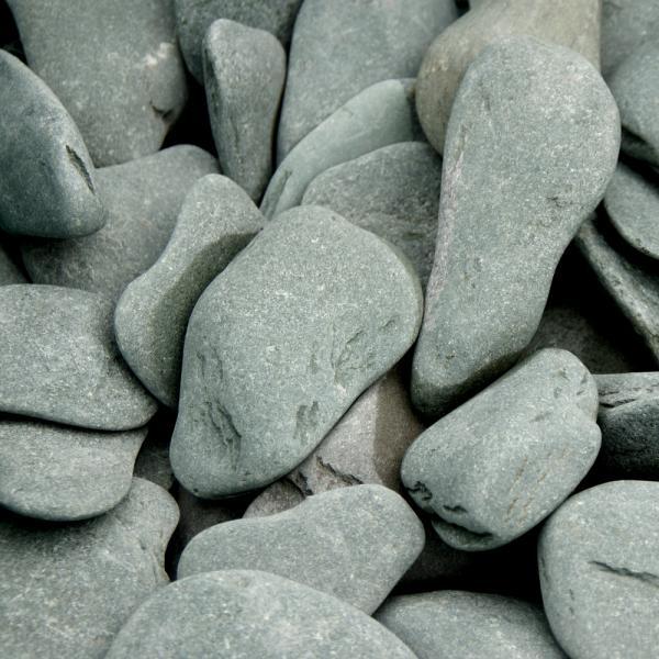 Flat pebbles groen 3060 in big bag ca 07 m