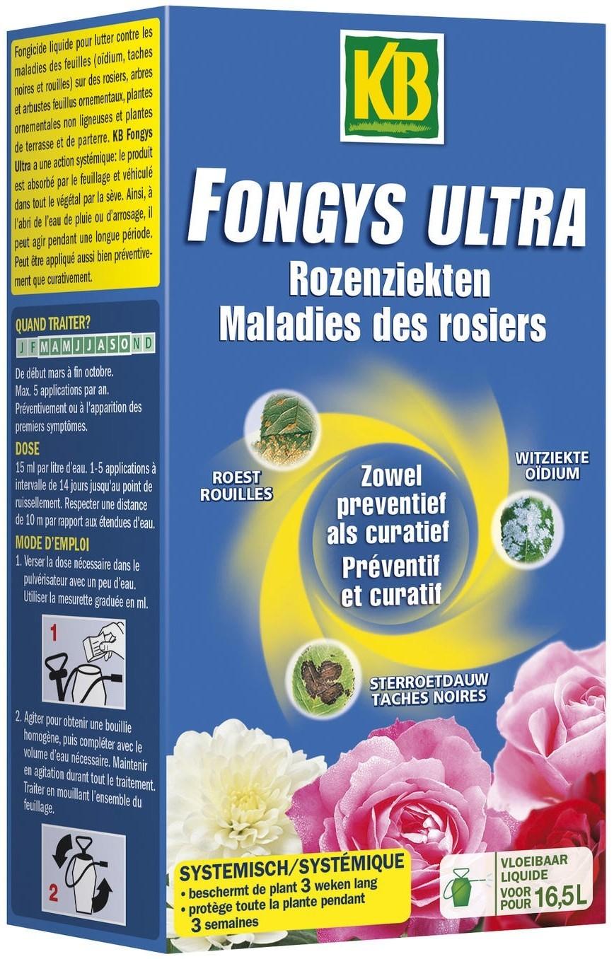 Fongys ultrarozenziekten bestrijden 250 ml