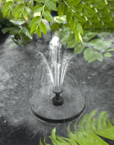 Fontein op zonneenergieSunjet 500