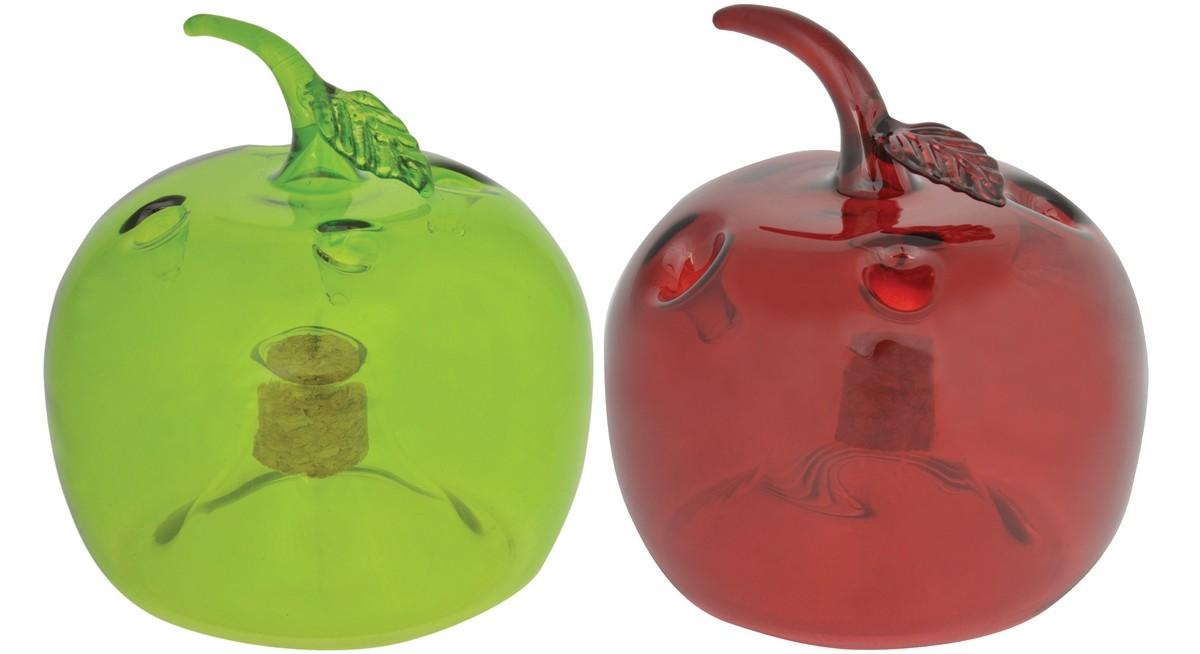 Fruitvliegenval decoratief appel rood of groen