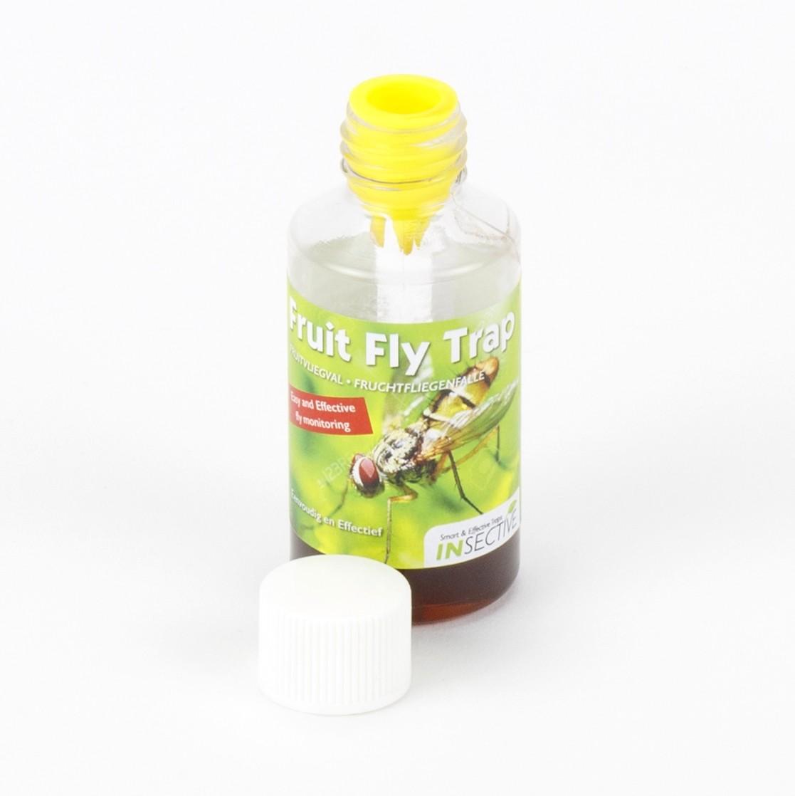 Fruitvliegenval met lokstof20 ml