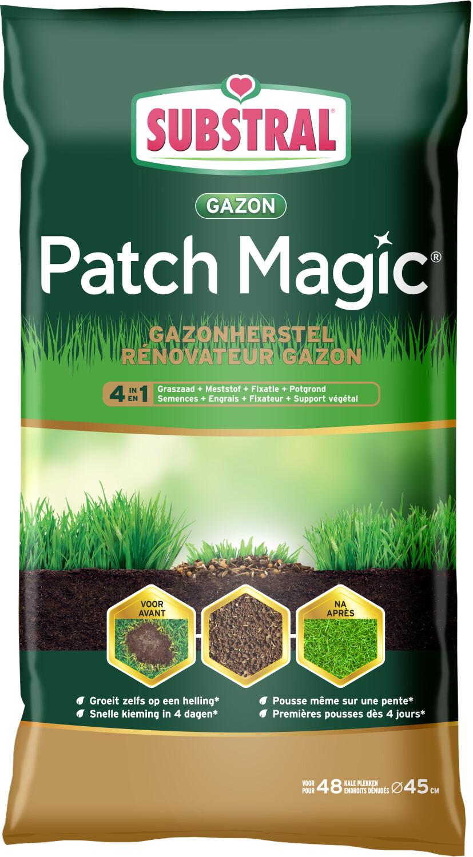 Substral Patch Magic gazonherstel 36 kg