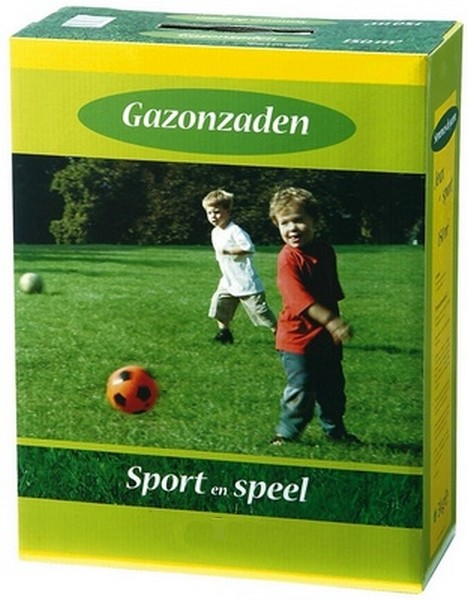 Graszaad sport en speel 250 m2