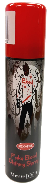 Halloween bloedspray 75 ml