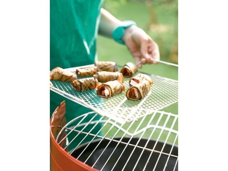Hapjesrooster BBQ Barbecook