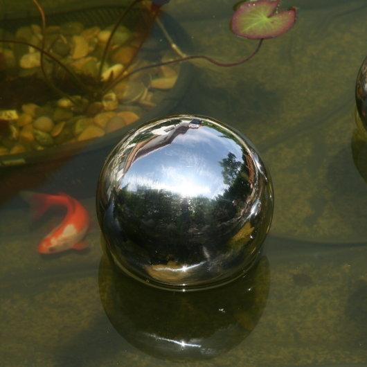 Heksenbol inox 18 cm