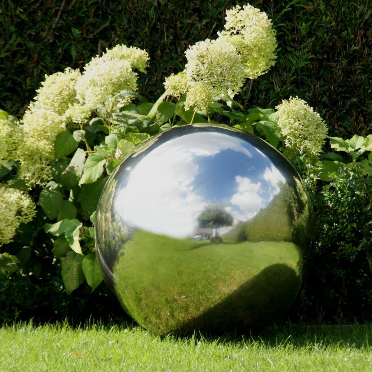 Heksenbol spiegelbol XL 70 cm