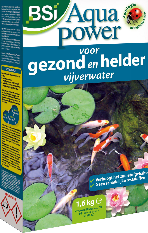 Helder vijverwater ecologisch 16 kg