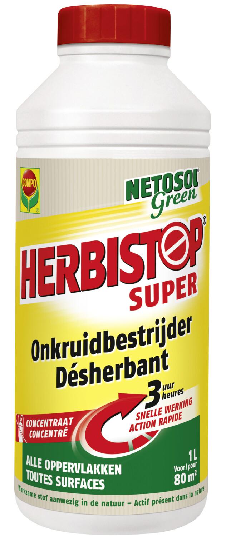 Herbistop Super 1 liter 80 m2