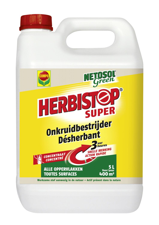 Compo Herbistop Super 5 liter 400 m2