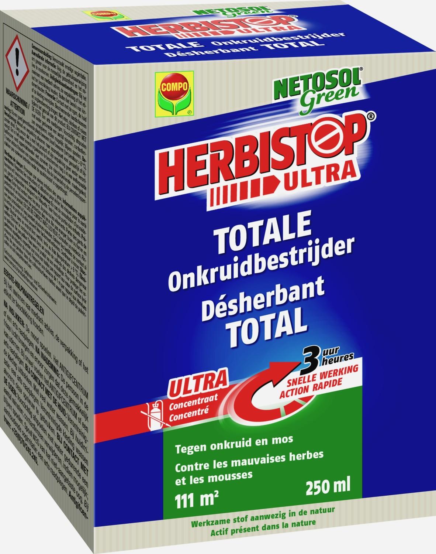 Herbistop Ultra totale onkruidbestrijder 250 ml