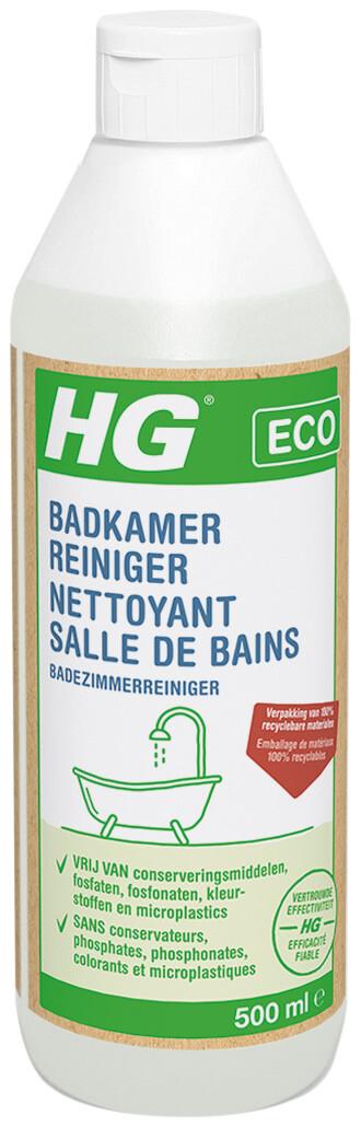 HG ECO badkamer reiniger 500 ml