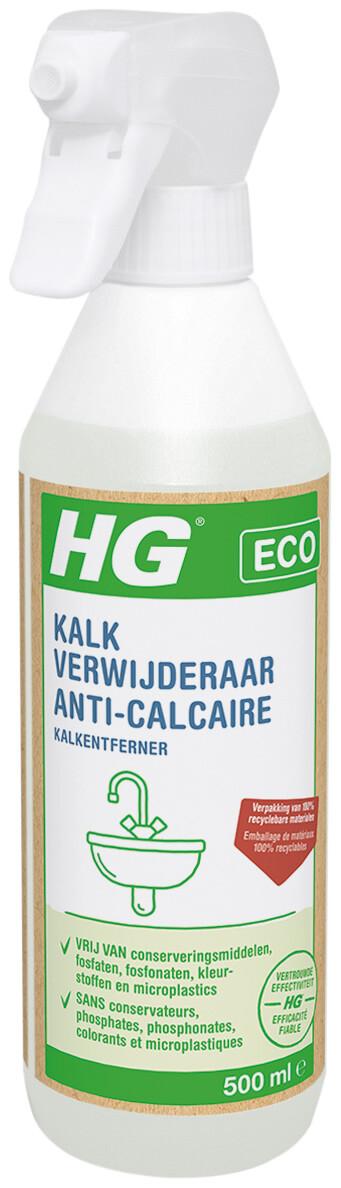 HG ECO kalkverwijderaar 500 ml