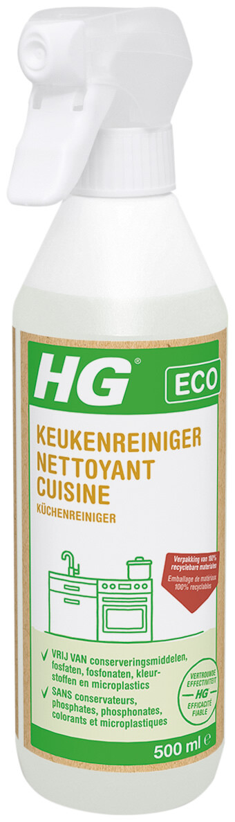 HG ECO keukenreiniger 500 ml