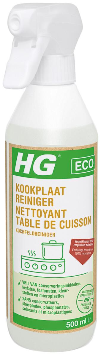 HG ECO kookplaat reiniger 500 ml