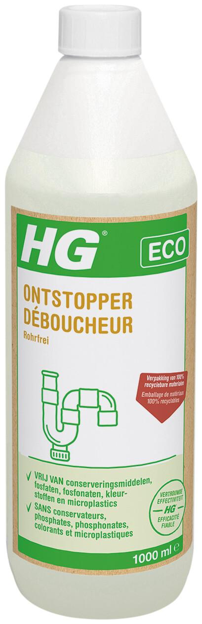 HG ECO ontstopper 1 liter