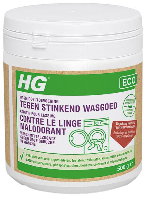 HG ECO tegen stinkend wasgoed 500 g