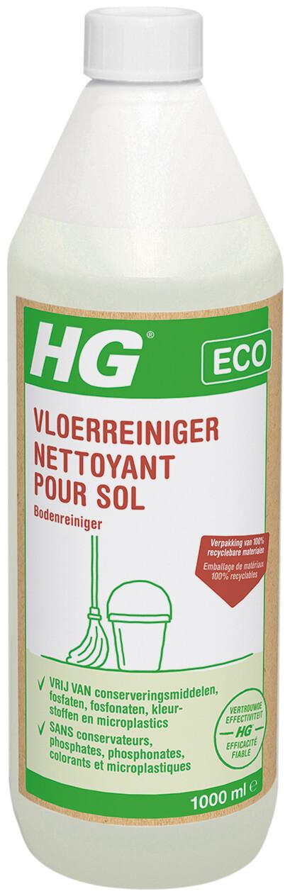 HG ECO vloerreiniger 1 liter