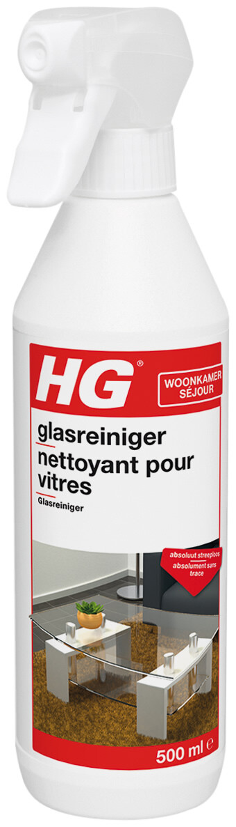 HG glasreiniger 500 ml