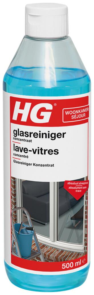 HG glasreiniger concentraat 500 ml
