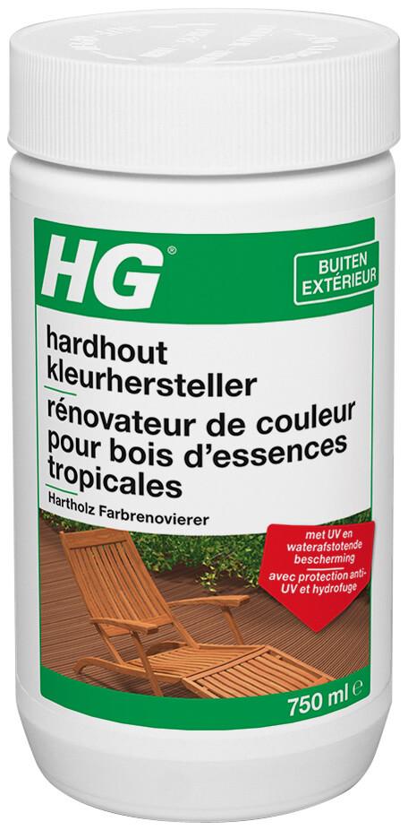 HG hardhout kleurhersteller 750 ml